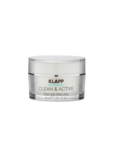 Clean&Active Enzyme Peeling 50 Ml-Klapp